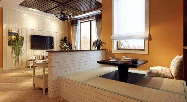 日本人家庭的卧室,但是现在它做为一个独特的装修